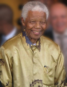 ネルソン・マンデラ Nelson Mandela