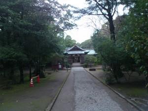 江田神社は、10世紀初めに記された『延喜式神名帳』の日向国四座のうちの一つに数えられた由緒ある古社。