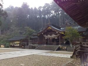 出雲参拝旅行(8)熊野大社