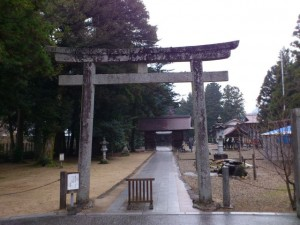 出雲参拝旅行(10)須佐神社