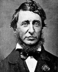 ソロー「森の生活」 Henry David Thoreau