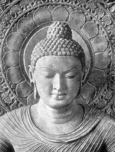 私たちは、自分の思うところのもの。私たちの全部が、自分たちの思考から発している。思考によって、私たちは世界を作っている。純粋な心から、語り、行動しなさい。されば幸せが、ゆるぎなき影のように、あなたに従うだろう。【ダンマパダ】