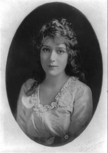 メアリー・ピックフォード Mary Pickford