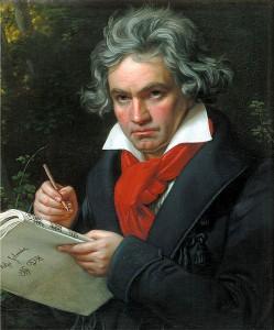 私は運命に立ち向かう。ベートーヴェン